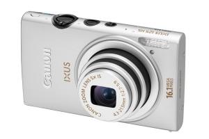 Canon Ixus 125 HS im Text
