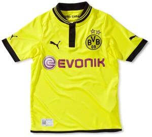 Borussia Dortmund Heim-Trikot für Kinder reduziert