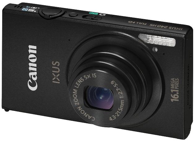 Canon-IXUS-240-HS-Digitalkamera-schwarz