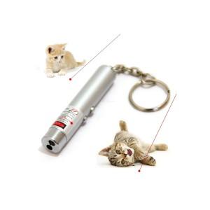 Laserpointer - Katzenspielzeug.