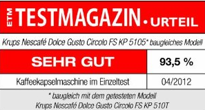 Krups-KP5105-Dolce-Gusto-Circolo-FlowStop-testbericht