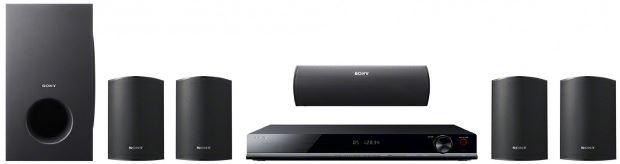 Sony-DAV-DZ340-5-1-DVD-Heimkinosystem-Testbericht