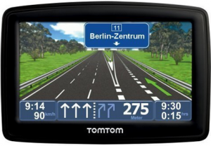 TomTom XXL IQ Routes Classic Central Europe Traffic Navigationssystem