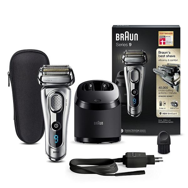 Braun Series 9 9290cc Paket