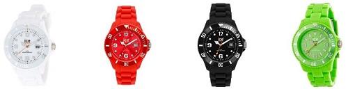reduzierte bunte Ice Watch Uhren