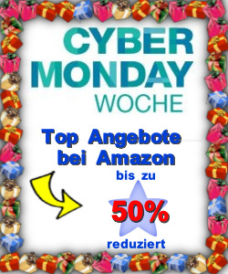Cyber Monday Angebote bei Amazon