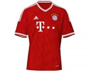 Kinder Trikot FC Bayern Muenchen 2013 2014