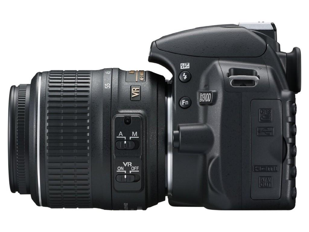 Nikon D3100 SLR Digitalkamera