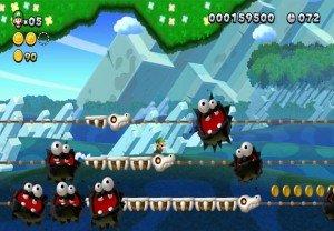 Nintendo WII Super Luigi U